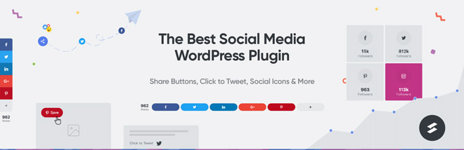 Social Snap WordPress Social Sharing Plugin